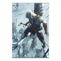 FND WALL SCROLL ASSASSIN'S CREED III VOL