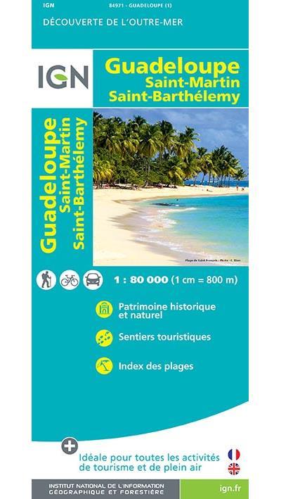 Guadeloupe Saint-Martin Saint-Barthélemy