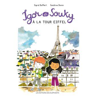 Igor et SoukyIgor et Souky à la tour Eiffel