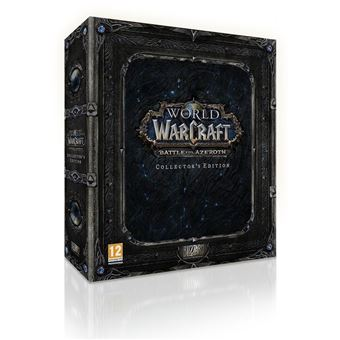 World of Warcraft Battle for Azeroth Edition Collector PC