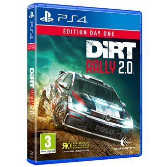 DiRT Rally 2.0 Day One PS4