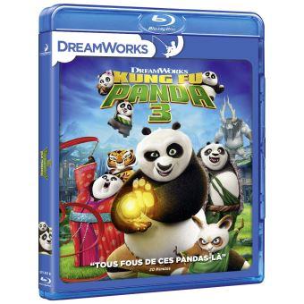 Kung Fu PandaKung Fu Panda 3 Combo Blu-ray + DVD + DHD