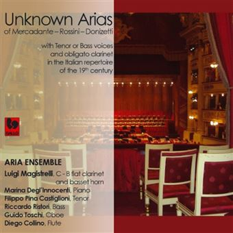 UNKNOWN ITALIAN ARIAS