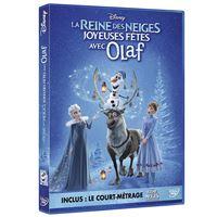 Joyeuses Fêtes avec Olaf DVD