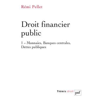 Droit financier public,1