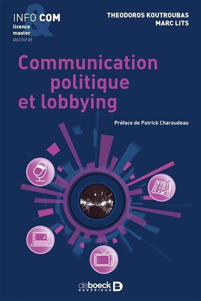 Communication politique et lobbying