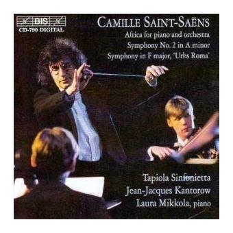 Camille Saint- Säns: Africa For Piano And Orchestra