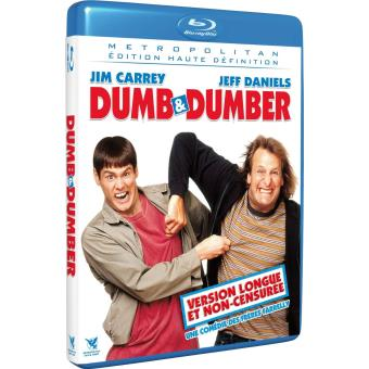 Dumb and Dumber Blu-Ray