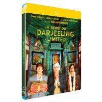 A bord du Darjeeling Limited Blu-ray