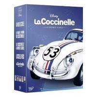 Coffret Coccinelle L'intégrale DVD