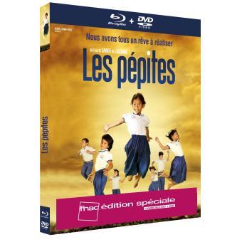 Les pépites Edition spéciale Fnac Combo Blu-ray + DVD