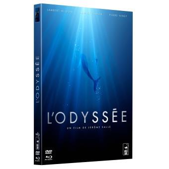 L'Odyssée Combo Blu-ray DVD