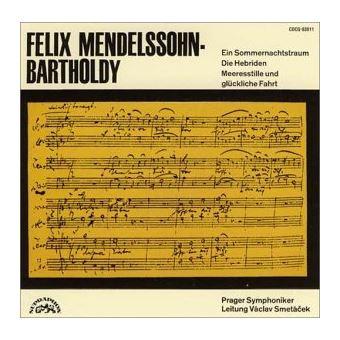 Mendelssohn overture works