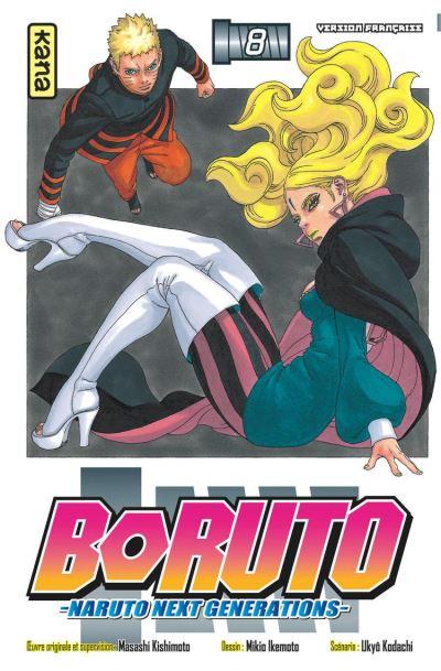 Boruto - Naruto next generations - Tome 8 - 9782505087274 - 4,99 €