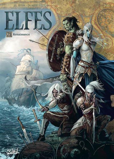 Elfes T21 - Renaissance - 9782302071766 - 9,99 €