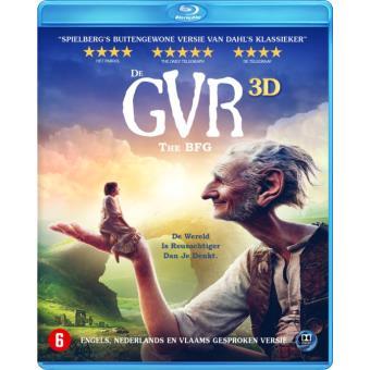 De GVR (Grote Vriendelijke Reus) - 3D