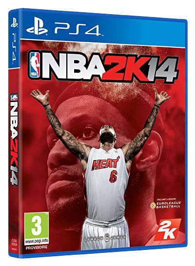 NBA 2K14 PS4