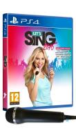 Pack Let's Sing 2016 Version Internationale PS4 et 1 Micro