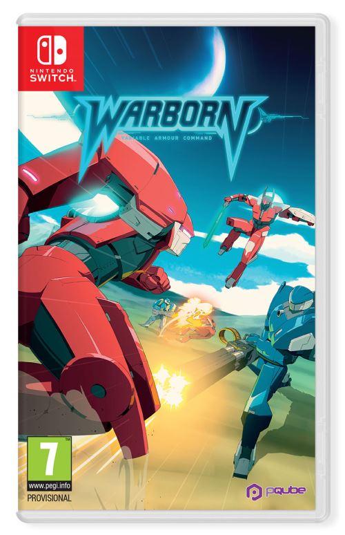 Warborn Nintendo Switch