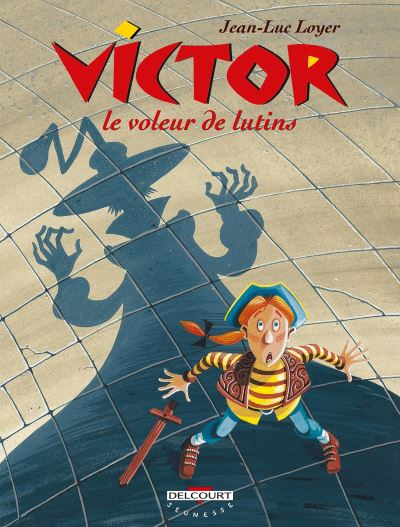 Victor t01 le voleur de lutins