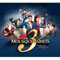 3 MOUSQUETAIRES/CD+DVD