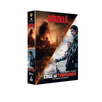 Godzilla, la trilogieCoffret Edge of tomorrow + Godzilla DVD