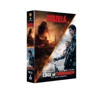 Coffret Edge of tomorrow + Godzilla DVD