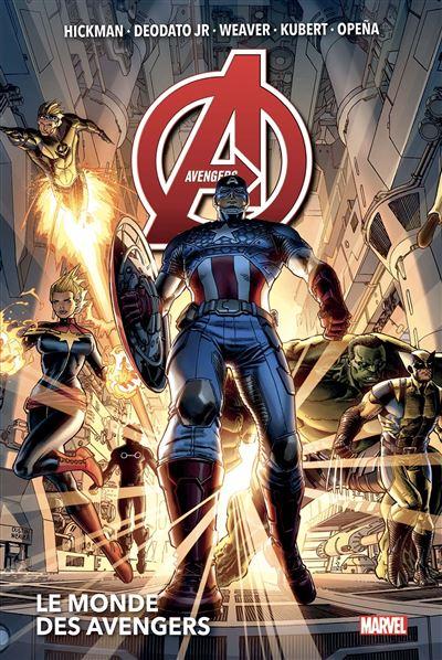 Avengers T01: Le monde des Avengers