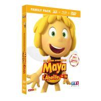 La grande aventure de Maya l'abeille Blu-ray 3D + Blu-ray + DVD