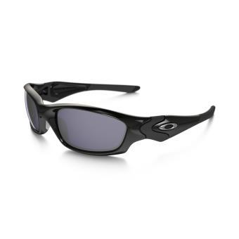 Lunettes de soleil Oakley Straight Jacket Polarized Noire - Lunettes ... 3a8b14f34034