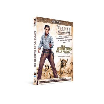 Les Rôdeurs de la plaine Edition Limitée Combo Blu-ray DVD