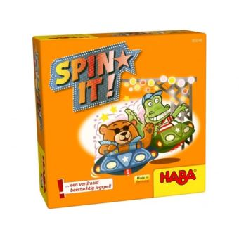 supermini spel - spint it!