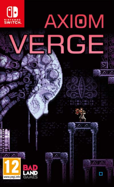 Axiom Verge Nintendo Switch