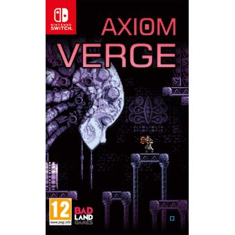 AXIOM VERGE MULTIVERSE EDITION MIX SWITCH