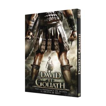 David et Goliath DVD