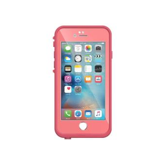 separation shoes 62888 82581 Coque Otterbox LifeProof FRE pour iPhone 6 et 6s Rose