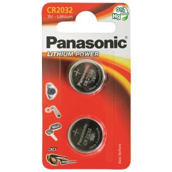 PANASONIC CR-2032EL/2B