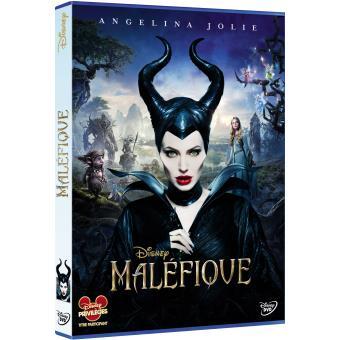 MaléfiqueMaléfique DVD