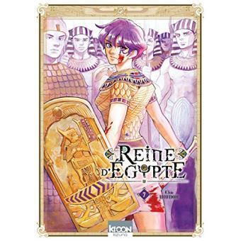 Reine D Egypte Tome 07 Reine D Egypte Chie Inudoh Fedoua Lamodiere Broche Achat Livre Fnac