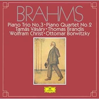 Brahms : Piano Trio number 3, Piano Quartet number 2