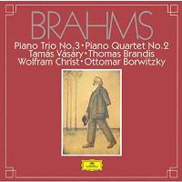 Brahms : Piano Trio number 3, Piano Quartet number 2