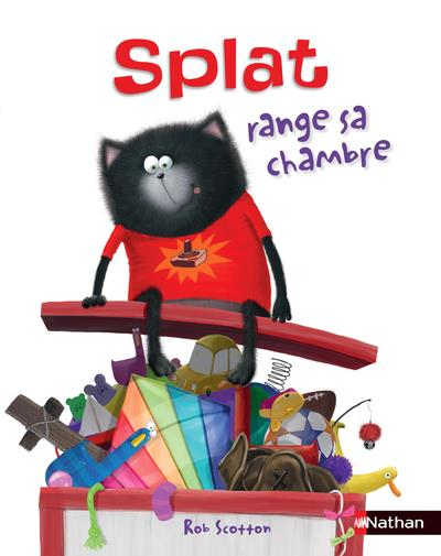 Splat -  : Splat range sa chambre