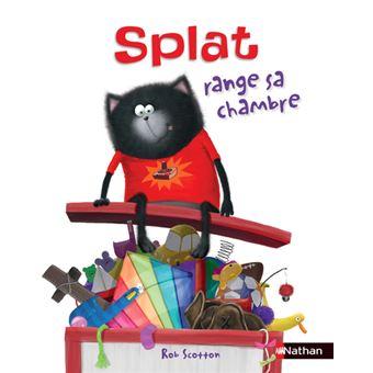 SplatSplat range sa chambre