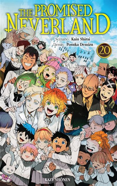 The Promised Neverland T20 (Fin) - 9782820341716 - 4,99 €