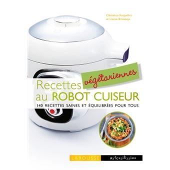 Recettes v g tariennes au robot cuiseur cartonn for Livre cuisiner au robot cuiseur