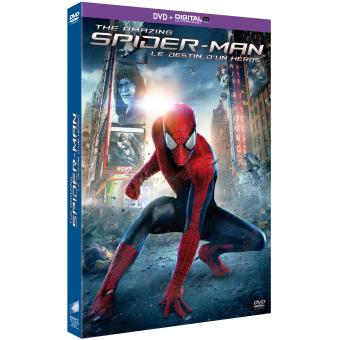 Spider-ManThe Amazing Spider-Man : le destin d'un héros DVD