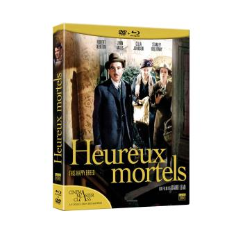 Heureux mortels Combo Blu-ray + DVD