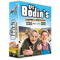 Coffret Les Bodin's 3 Spectacles DVD