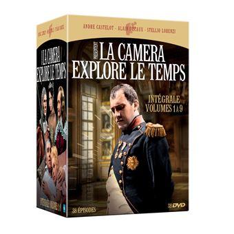 La Caméra explore le tempsCoffret La Caméra explore le temps L'intégrale de la série DVD