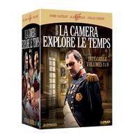 Coffret La Caméra explore le temps L'intégrale de la série DVD